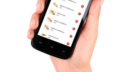 NYHET: Nå kan du forhåndsbestille mat i nettbutikken